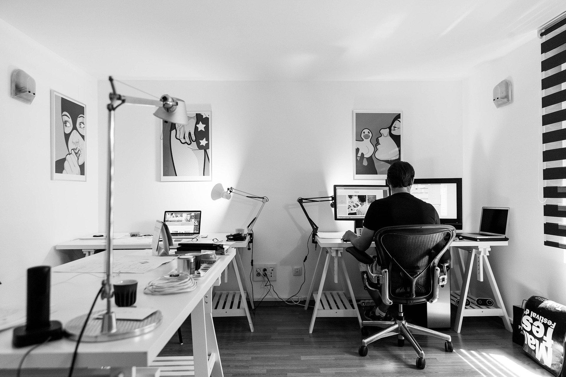 טיפים לעיצוב משרד ביתי